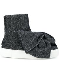 Joshua Sanders | Shimmer Ankle Boots | Lyst