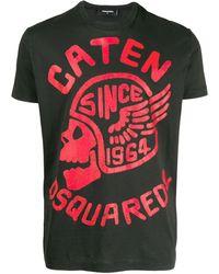 DSquared² - T-shirt à logo - Lyst