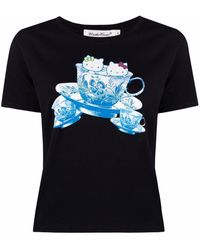 Undercover Hello Kitty Tシャツ - ブラック