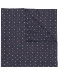 Undercover - Printed Scarf - Lyst