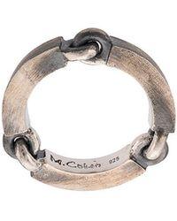 M. Cohen - Triple Link Perihelion Ring - Lyst