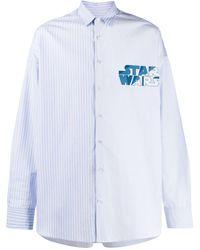 Etro - Camisa con estampado de Star Wars - Lyst