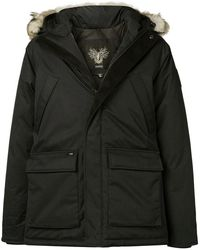 Nobis Heritage Parka Jacket - ブラック