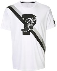 Ralph Lauren Футболка P-wing С Графичным Принтом - Белый