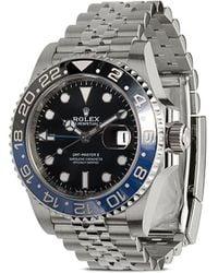 Rolex Master Ii Batman Jubilee Horloge - Metallic