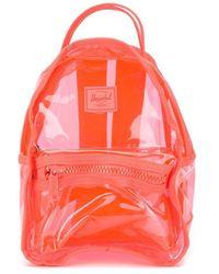 Herschel Supply Co. Прозрачный Рюкзак - Оранжевый