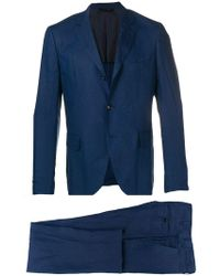 Mp Massimo Piombo - Classic Two-piece Suit - Lyst