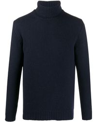 Altea - Roll-neck Sweater - Lyst