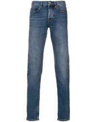 Eleventy - Slimt-fit Jeans - Lyst