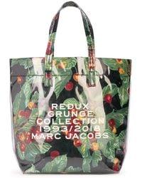 1d5c285bf5 Marc Jacobs - Tropical Print Tote Bag - Lyst