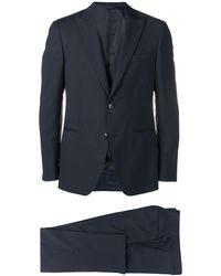 Dell'Oglio Three-piece Suit - Blue