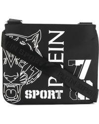 Philipp Plein - Tiger Motif Shoulder Bag - Lyst