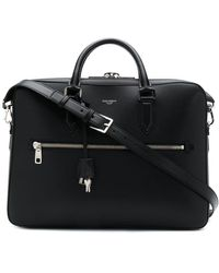 Dolce & Gabbana Zipped Briefcase - Black