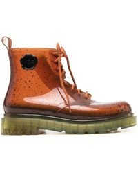 Viktor & Rolf Coturno Couture Boots - Brown