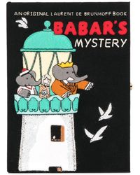 Olympia Le-Tan - Babar's Mistery Book Clutch - Lyst