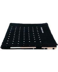 Karl Lagerfeld K/ikonik Towel - Black