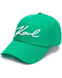 Karl Lagerfeld - K/signature Cap - Lyst
