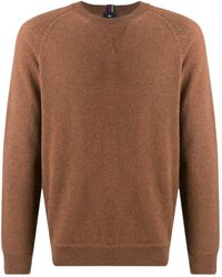 PS by Paul Smith Long Sleeve Jumper - Brown
