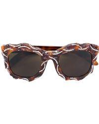 Kuboraum - Mask B2 Sunglasses - Lyst