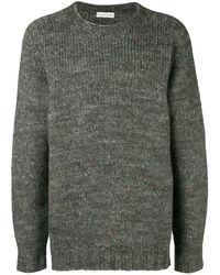 Etro オーバーサイズ セーター - グレー