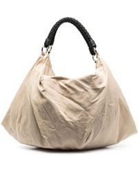 Lemaire Oversized Tote Bag - マルチカラー