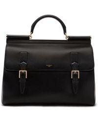 Dolce & Gabbana Monreale ハンドバッグ - ブラック