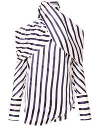 Monse ビスコースシャツ - ブルー