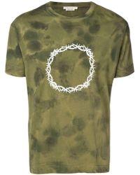 1017 ALYX 9SM Tie-dye T-shirt - Green