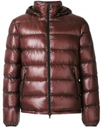 Herno - Hooded Down Jacket - Lyst