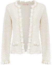 Cecilia Prado - Nair Knit Cardigan - Lyst