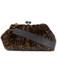Weekend by Maxmara - Maxi Pasticcino Fur Bag - Lyst