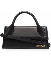Jacquemus Le Chiquito ハンドバッグ - ブラック