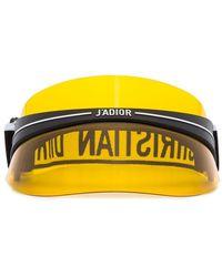 Dior Козырек Club 1 Jadior - Желтый