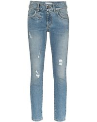 Givenchy Denim Slim Jeans - Blue