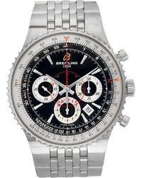 Breitling 2010 Pre-owned Navitimer 47mm - Metallic