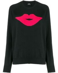 PS by Paul Smith - Lip ロングスリーブ セーター - Lyst