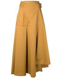 3.1 Phillip Lim ベルテッド スカート - マルチカラー