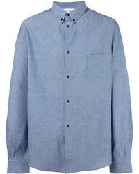 Golden Goose Deluxe Brand クラシック コットンシャツ - ブルー