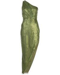 Michelle Mason - スパンコール ドレス - Lyst