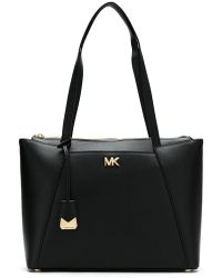 MICHAEL Michael Kors - 30s8gn2t2l 001 Leather/fur/exotic Skins->leather - Lyst