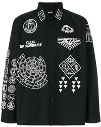 KTZ - Scout Patches Shirt - Lyst