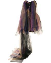 Maticevski Evermore ドレス - ブラック