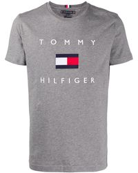 Tommy Hilfiger - クルーネック Tシャツ - Lyst