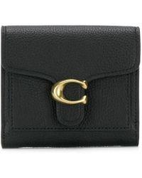 COACH Tabby 財布 - ブラック