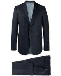 Gucci シングルスーツ - ブルー