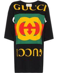 Gucci - インターロッキングg Tシャツ - Lyst