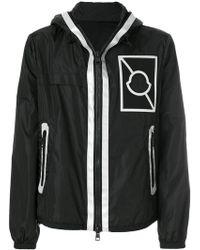 17a84b841 Moncler X Craig Green Rain Jacket in Gray for Men - Lyst