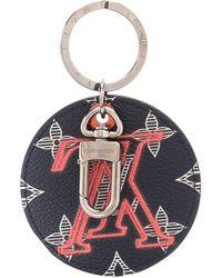 Louis Vuitton Подвеска Для Сумки Upside Down Pre-owned - Синий