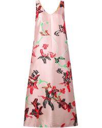 La DoubleJ Платье Easy Peasy - Розовый