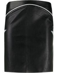 Jessie Western スターミニスカート - ブラック